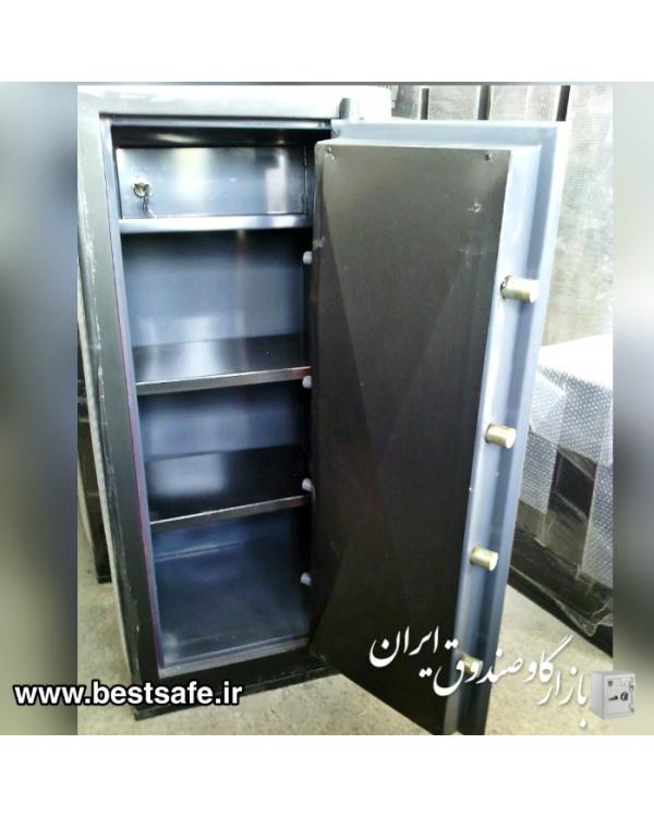 گاوصندوق ایران کاوه مدل 350 بلند تک درب