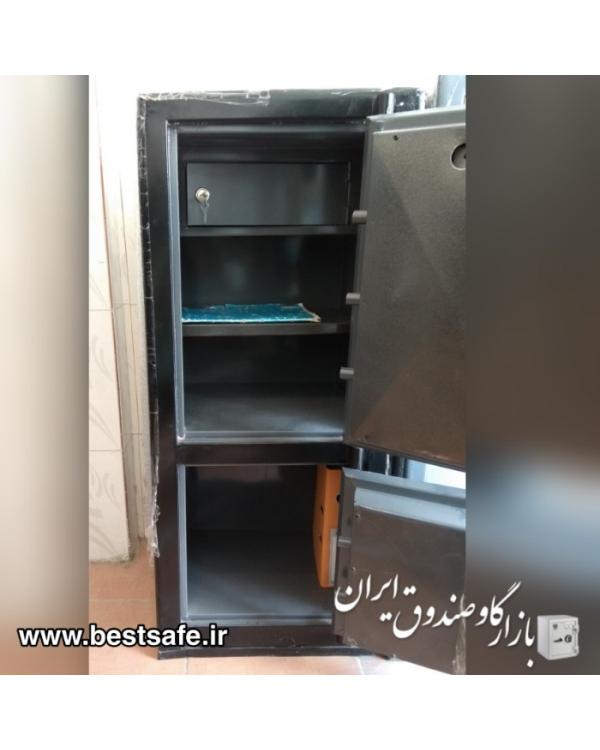 گاوصندوق ایران کاوه مدل 350 بلند دو درب